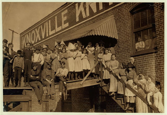 knoxville mills